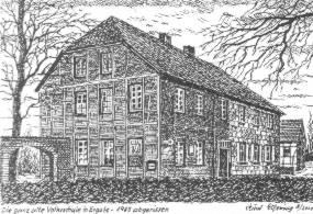 Die alte Volksschule