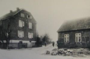 """Das """"schwarze Haus"""" Altenteil Hidding"""